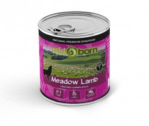 Wildborn Meadow Lamb Nassfutter