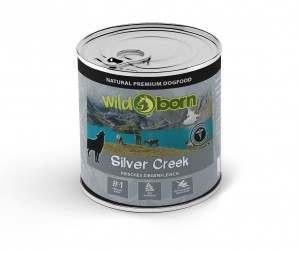 Wildborn Silver Creek Nassfutter