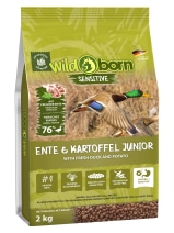 Wildborn Ente & Kartoffel Junior